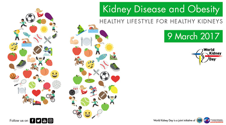 World Kidney Day 2017